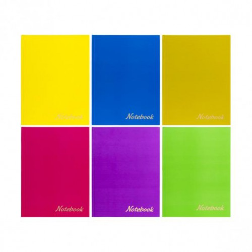 Блокнот Люкс/золото В7 (9*12,5см), 96л, клетка, тв. переп., бумага офсет