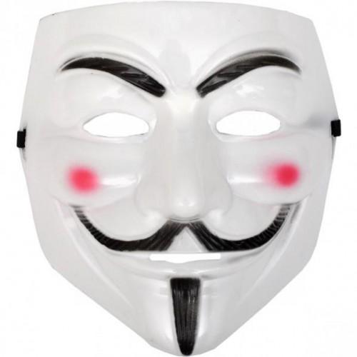 "Маска ""Анонимуса"" , пластик"