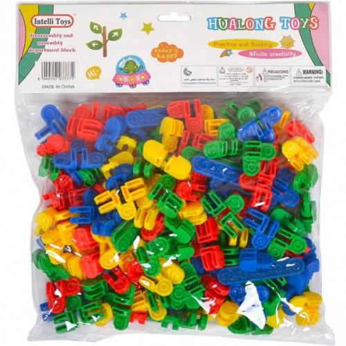 Конструктор Puzzle blocks «Трансформер»