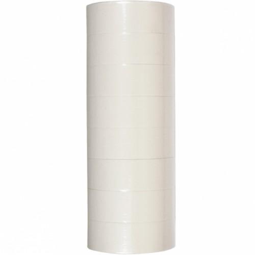 Скотч малярный 20м*30мм, 50мкр белый