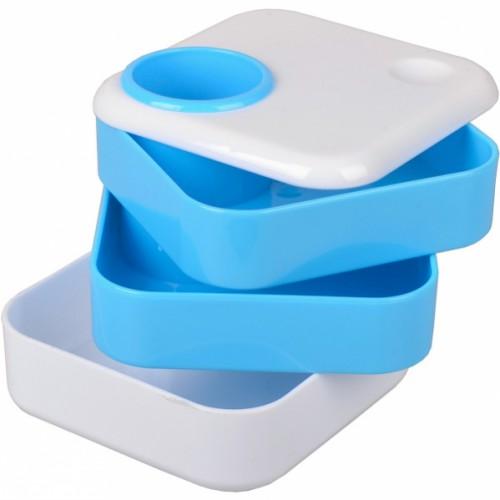 Стакан пластиковый для пишущих принадлежностей