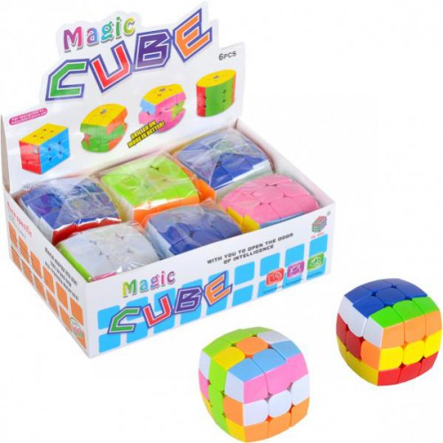 """Кубик Рубик """"Округленный"""" 5,5*5,5*5,5см """"Magic cube"""""""