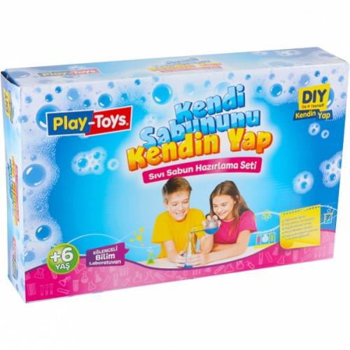 Набор «Фабрика мыла» «Play-Toys» 6+