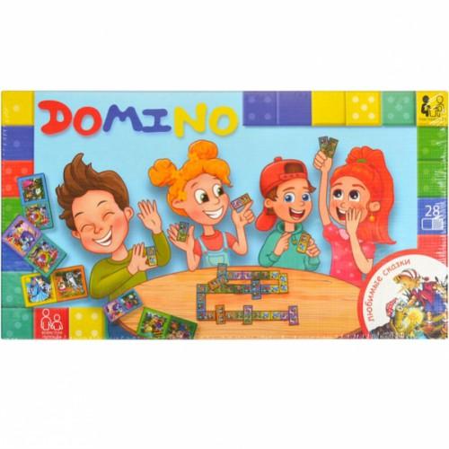 Настольная игра «Домино» NEW 3+