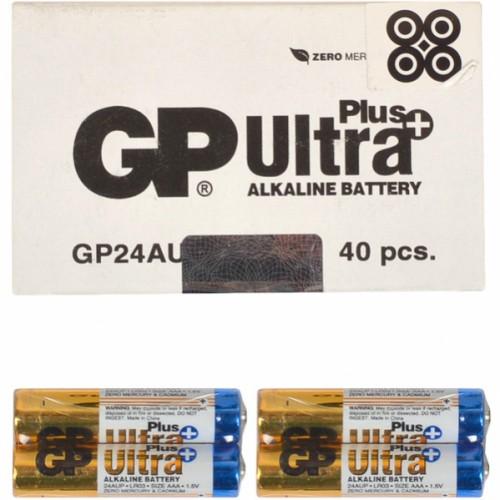 Батарейка GP 24АUP-2S2 AlkalineUltra Plus, 1,5V