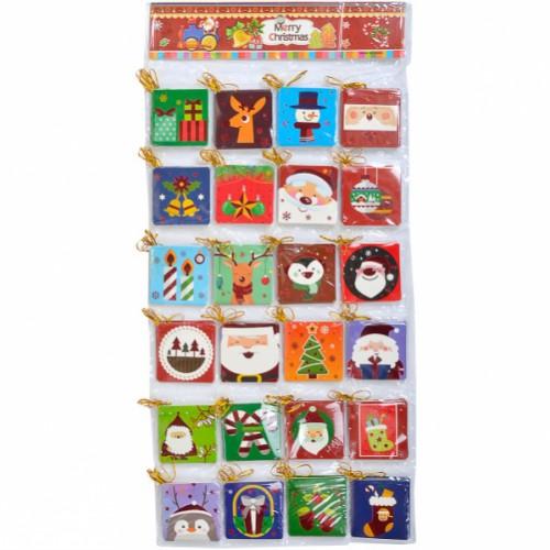 """Письмо-открытка для """"Деда Мороза"""" 6,8*7см"""