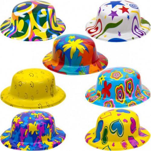 Шляпа разноцветная ⌀55см