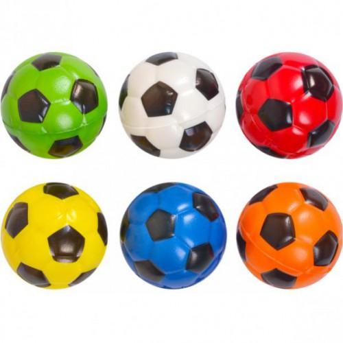 """Мяч поролоновый """"Цветной"""" 6см"""