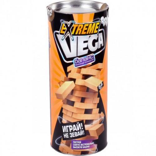 Игра настольная «Vega extreme» мини (54 элемента)6+