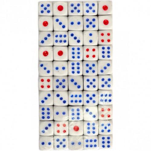 Игральные кубики 1*1*1см