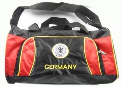 "Сумка спортивная ""Germany"" 43*20см"