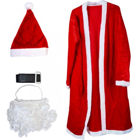 Костюм «Дед Мороза» Люкс