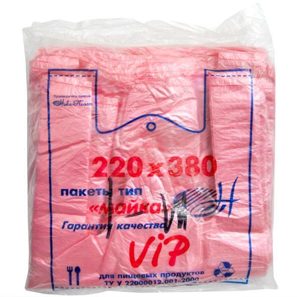 Пакет майка №1 (220*380)