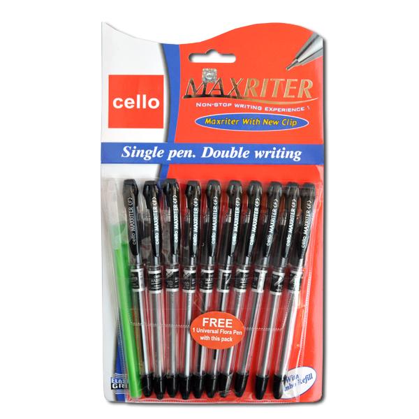 """""""Maxriter"""" Cello ручка масл.черн."""